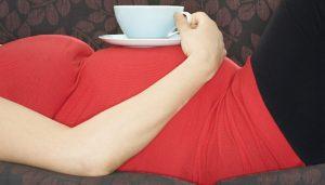 káva v těhotenství tělo článku