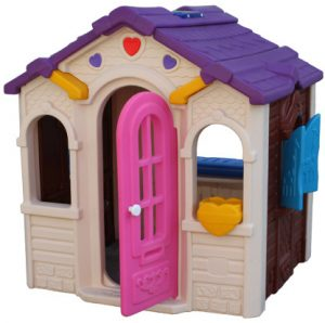stany a domky pro děti - plastový