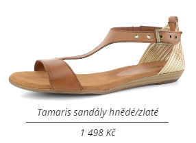 tamaris sandály