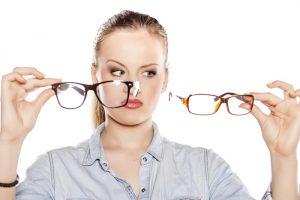 brýle jako modní doplněk - tělo článku
