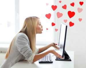 virtuální vztahy