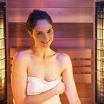 Infrasauna pro dva: saunování na dosah ruky